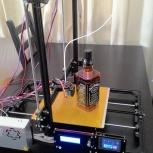 Продам 3D принтер FLSUN 300x300x420mm, Новосибирск