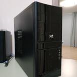 Четырёхъядерный блок для игр i5 3.6Ггц, GTX1060 6Гб, Новосибирск