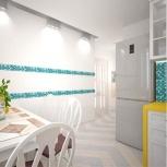 Полный дизайн-проект интерьера и комплектация мебелью в одном месте!!!, Новосибирск