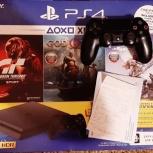 Продам PlayStation 4 Slim 1TB, Новосибирск