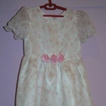 Платье детское нарядное, Новосибирск