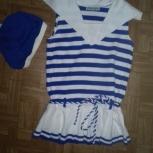 Платье (костюмчик) на 2-4 годика, Новосибирск