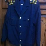 Продам мужской железнодорожный костюм для колледжа (ржд), Новосибирск