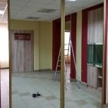 Двери зеркальные раздвижные, Новосибирск