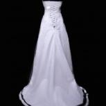 Силуэтное свадебное платье, Новосибирск