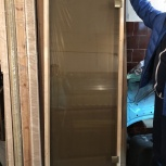 Дверь для сауны новая, Новосибирск