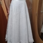 Платье свадебное. 52-56, Новосибирск