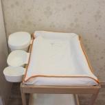 Продам пеленальный столик IKEA, Новосибирск