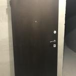 Дверь входная металлическая б/у, Заельцовский район, Новосибирск