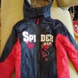 Продам новую детскую куртку Spider man, Новосибирск