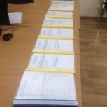Исполнительная документация, акты скрытых работ, сметы, КС-2, КС-3, Новосибирск