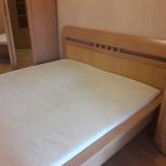Продам двуспальную кровать, Новосибирск