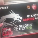 Видеокарта MSI GTX 970 Gaming 4gb, Новосибирск