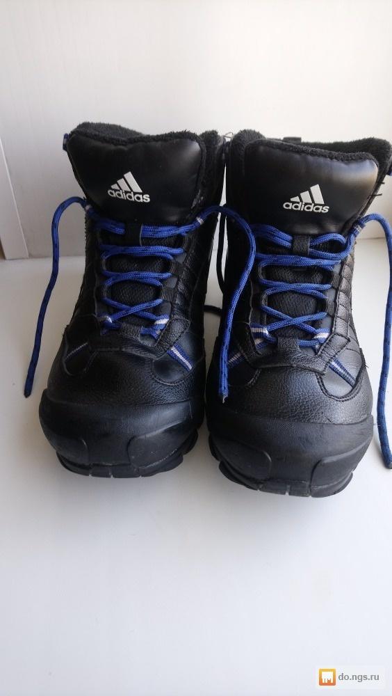 96a86756 Продам зимние ботинки для мальчика б/у фото, Цена - 500.00 руб.,  Новосибирск - НГС.ОБЪЯВЛЕНИЯ