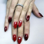 """Курсы """"Маникюр-педикюр, наращивание (гель), дизайн ногтей, Новосибирск"""