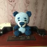 Продам вязаную игрушку амигуруми, Новосибирск