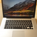 "MacBook Pro 15.4"", i7 2Ghz, 8Gb RAM, 256Gb SSD, Новосибирск"