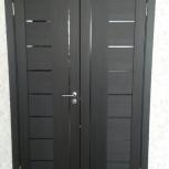 Установка входных и межкомнатных дверей, Новосибирск