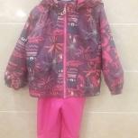 Продам костюм осень для девочки 98см б/у, Новосибирск