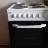 Продам новую электрическую плиту Веко, Новосибирск