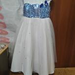 Платье праздничное для девочки., Новосибирск