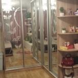 Угловой шкаф купе, Новосибирск