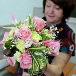 """Курсы """"Флорист-декоратор"""" (выходной день), Новосибирск"""