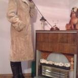 Продам мутоновую женскую шубу, Новосибирск