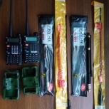 Продам  две рации Baofeng UV-5R  МК5., Новосибирск