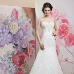 Красивое свадебное платье, Новосибирск