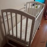 Продам детскую кровать от 0 лет., Новосибирск