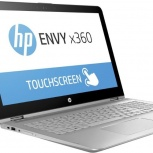 Ноутбук HP Envy x360 15-aq101ur серебристый, Новосибирск
