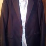 Продам костюм тёмно синего цвета, Новосибирск