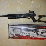 Продам пневматический пистолет-винтовку Umarex Morph 3X, Новосибирск