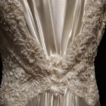 Атласное свадебное платье, Новосибирск