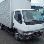 Грузоперевозки по городу и НСО мебельный фургон 3х тонник 16 кубов, Новосибирск