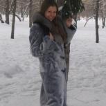 Мутоновая шуба, Новосибирск