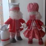 Текстильные куклы ручной работы, Новосибирск