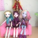 Куклы Monster High Монстер Хай, Новосибирск