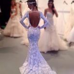 свадебное кружевное платье, Новосибирск