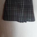 продам юбку для школы фирмы SAMM рост 122, Новосибирск