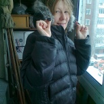 Новая универсальная молодёжная куртка-пуховик на весеннюю погоду, Новосибирск