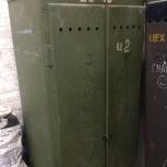 Шкаф металлический для одежды, Новосибирск