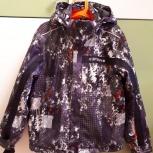 Продам  горнолыжную куртку для мальчика р.140, Новосибирск