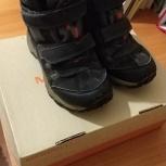 Продам ботинки на мальчика Merrelle, зима, Новосибирск