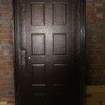 Дверь входная металлическая 86см, Новосибирск