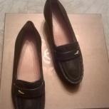 Туфли женские, кожа натуральная (новые), Новосибирск