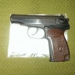 продам пневматический пистолет мр654-32,500 серии, бородатый. Экспорт., Новосибирск