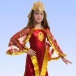 Новогодний костюм Жар-птицы для девочки, Новосибирск