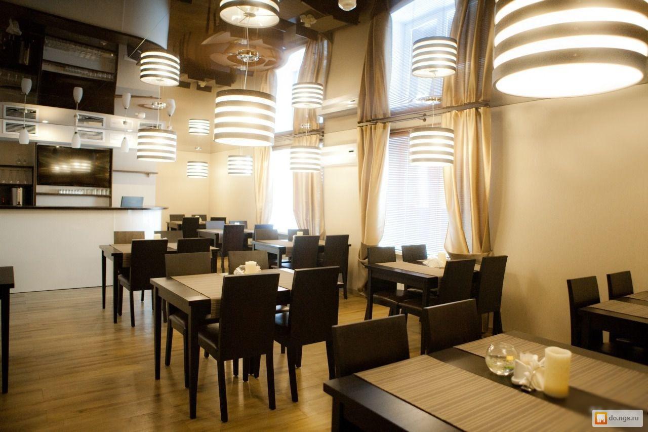 Электромонтаж в ресторане и кафе